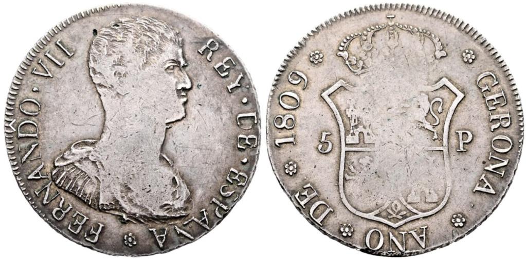 5 pesetas Fernando VII 1823 Mallorca (Yslas Baleares). - Página 2 5_pese10