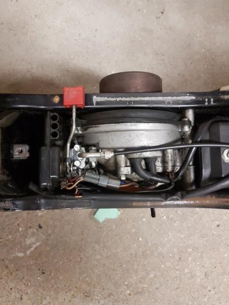 entretien restauration deposer un moteur d'origine modif... 20200526
