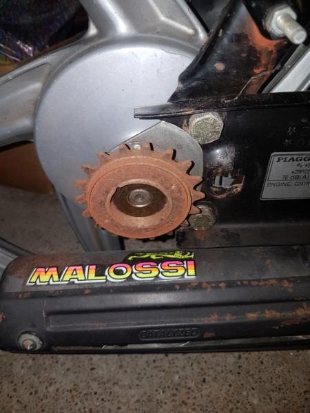 entretien restauration deposer un moteur d'origine modif... 20200533
