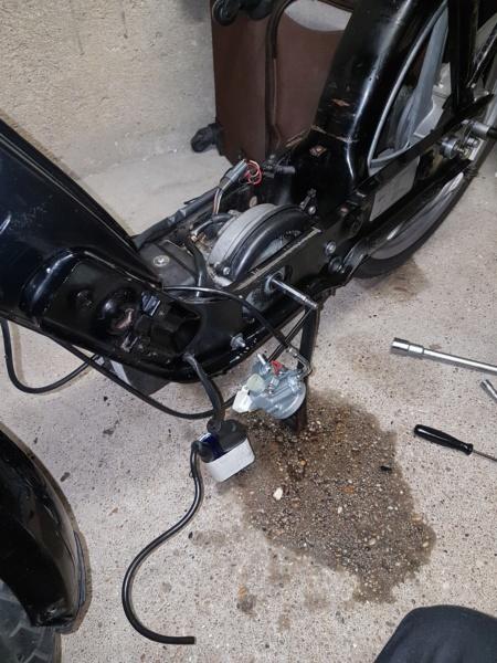 entretien restauration deposer un moteur d'origine modif... - Page 2 20200544