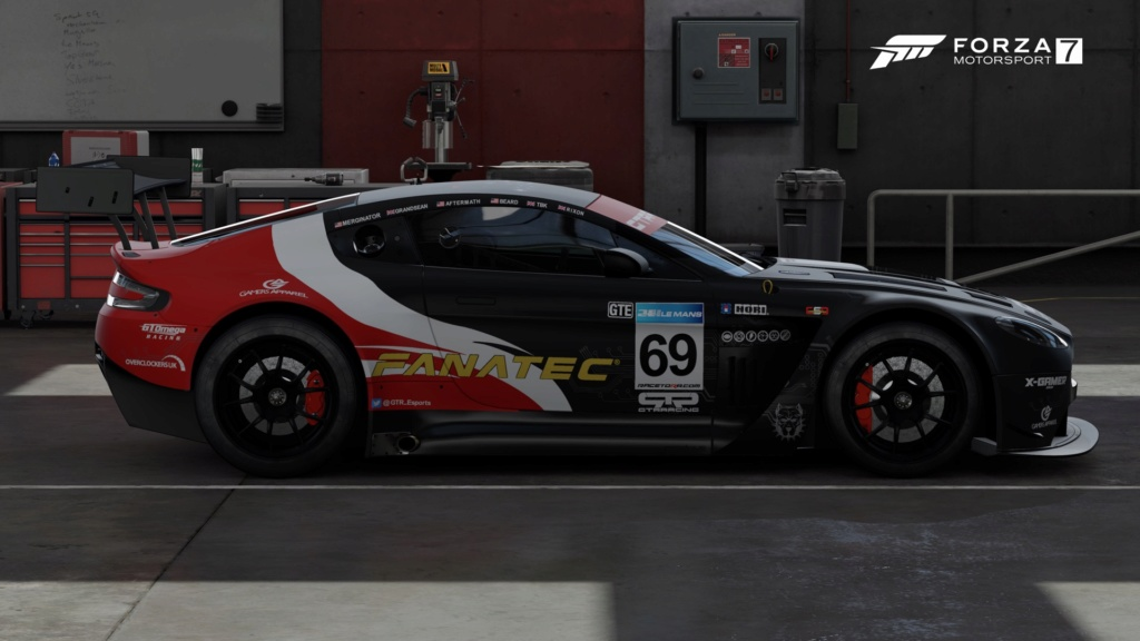 TORA 24 Hours of Le Mans - Livery Inspection 8399aa10