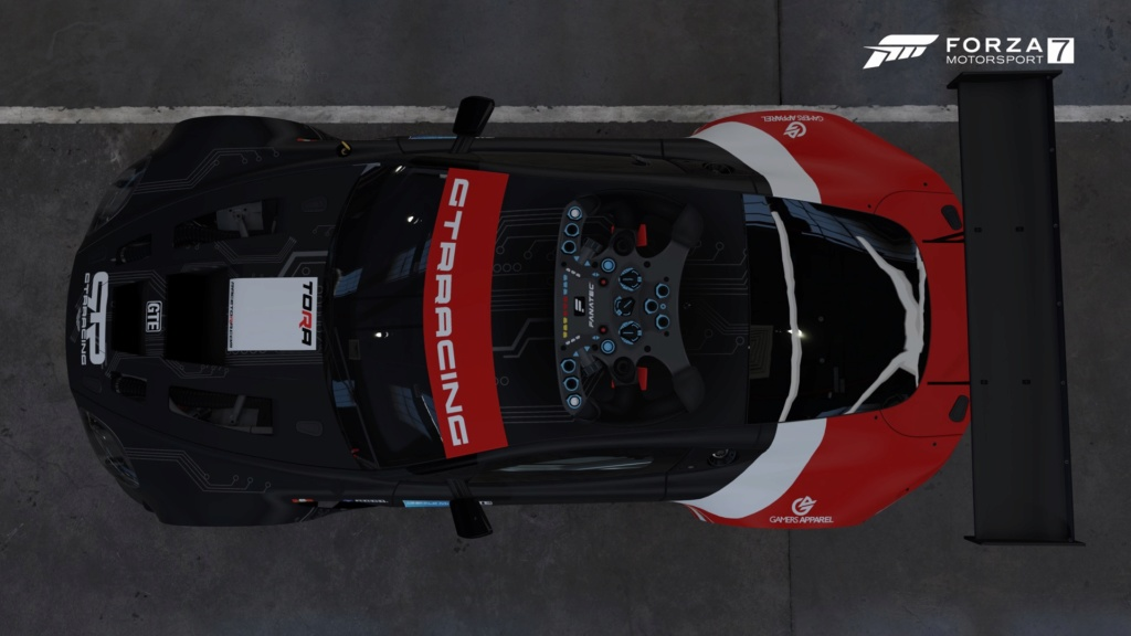 TORA 24 Hours of Le Mans - Livery Inspection E4b4e210