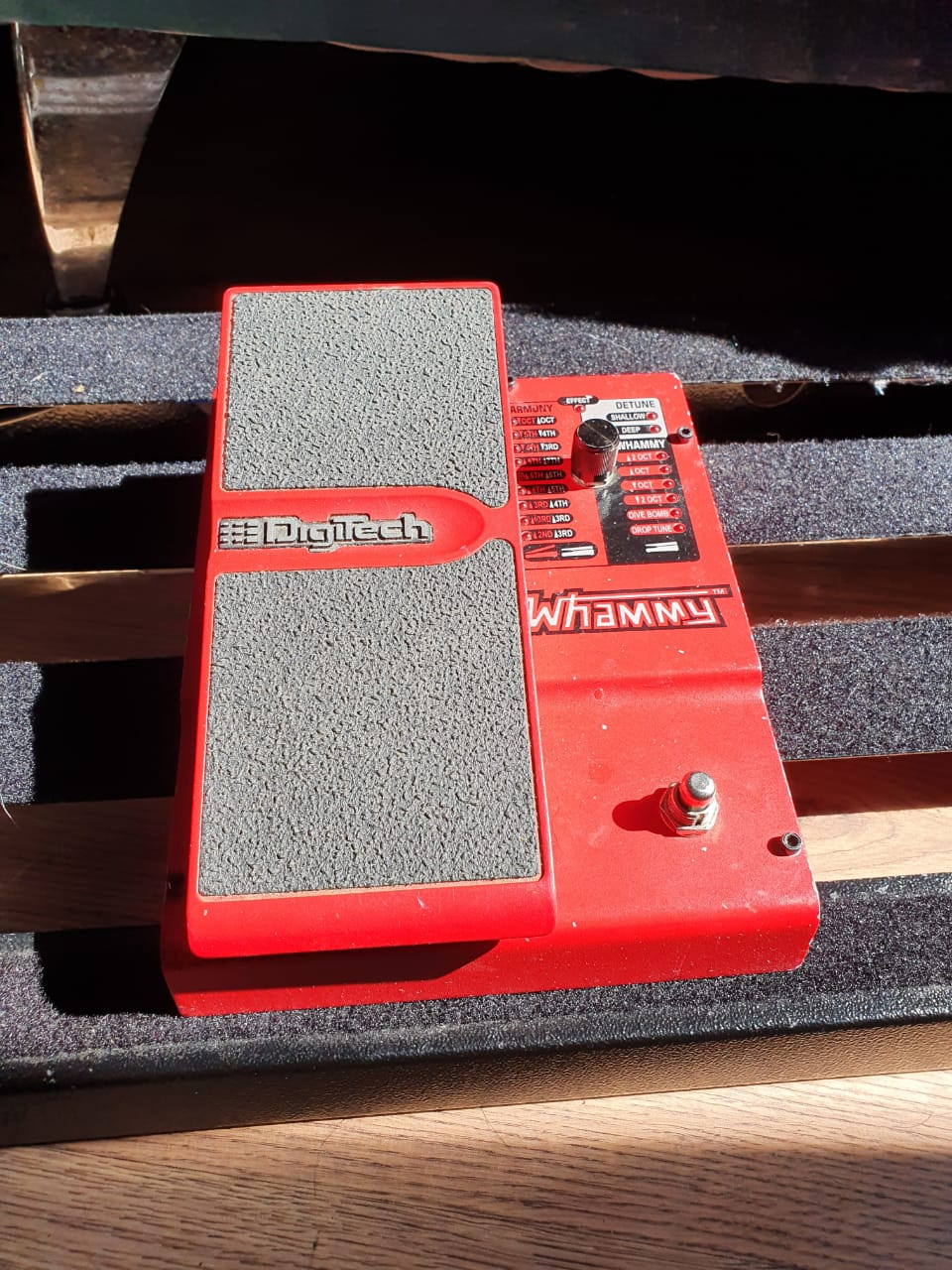 [Vendido] Digitech Whammy 4 Whatsa11