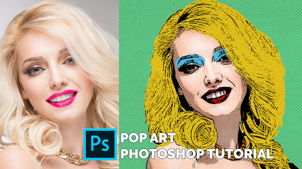 How do I create a Pop Art effect in Photoshop? Pop-ar10