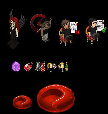 [Pixel Art] ♣ Créations d'images ♣ (perso, titres, badges...) Mespix10