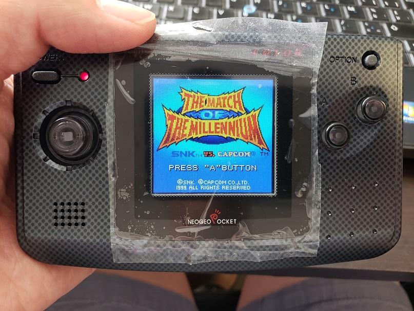 Et la Neo Geo Pocket ? - Page 2 20200710