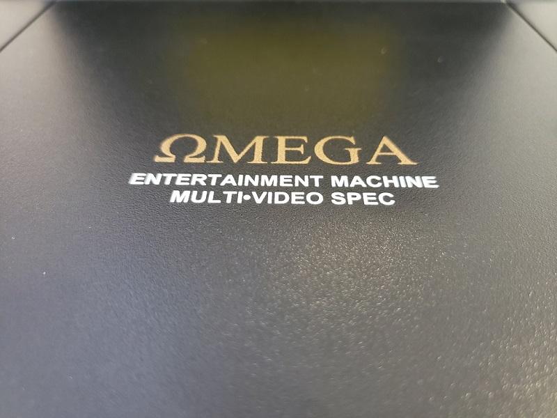 OMEGA ENTERTAINMENT MACHINE - NEO GEO MVS GAME CONSOLE 20200813