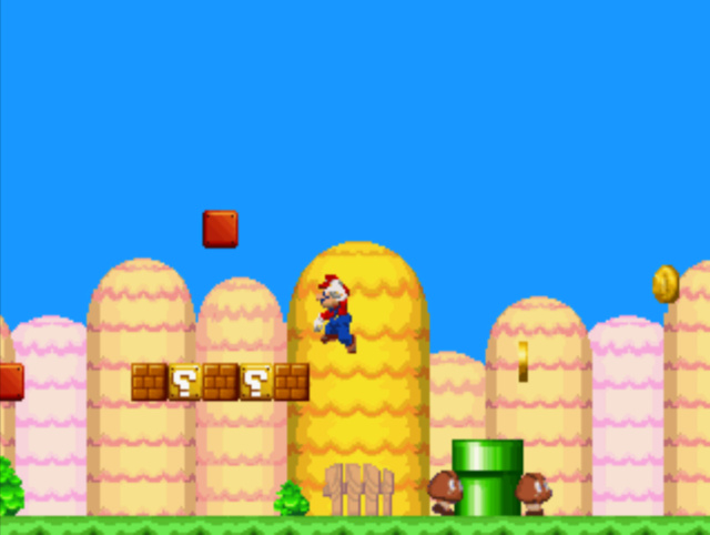 Fan made project : NEO SUPER MARIO BROS 4tisry10