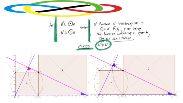 IMO 1959-#5 - Quadrados e Círculos circunscritos Slide125