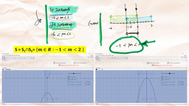 Inequação do final do livro  Slide185