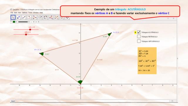Coordenadas Cartesianas no Plano Slide718