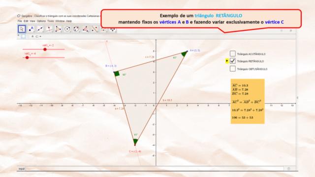 Coordenadas Cartesianas no Plano Slide818