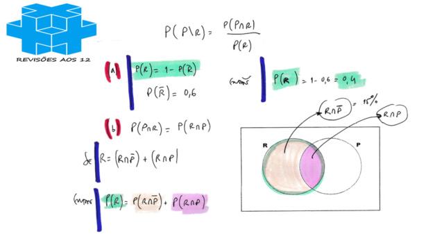 probabilidade condicionada Slide823