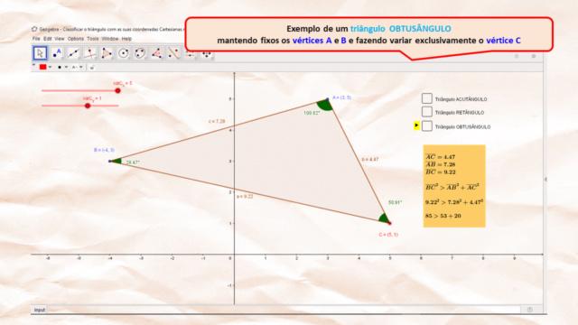 Coordenadas Cartesianas no Plano Slide919