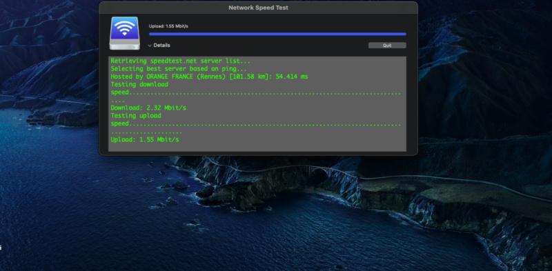 Network Speed Test Captur45