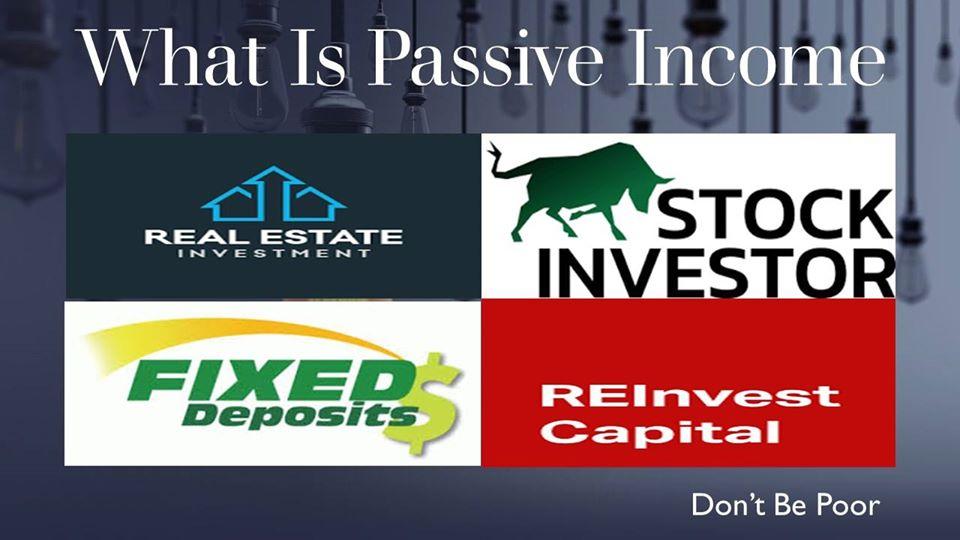Passive Income 11017410