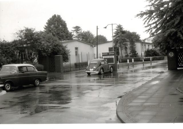 Harrogate baracks,623 UNIT RCT, BIELEFELD,  THE OLD old gate Harrog12