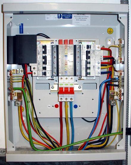 دوره أنظمة التوزيع الكهربائية (التشغيل والاختبار والحماية)/2020-2021 Ukdist15