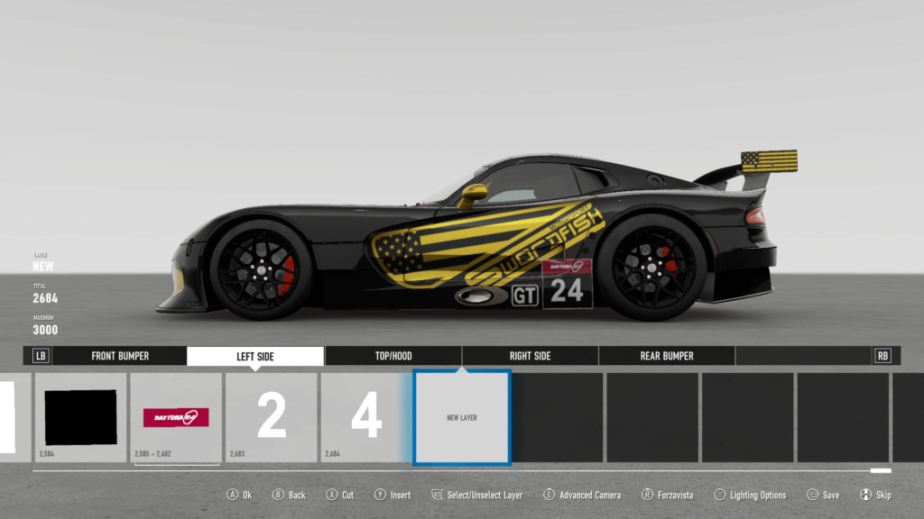 TEC R1 24 Hours of Daytona - Livery Inspection - Page 6 Side12