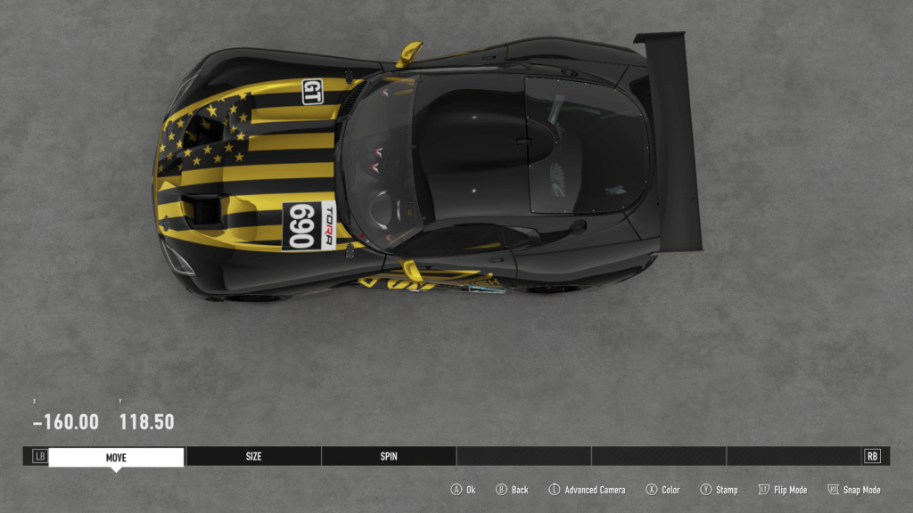 TORA 10 Hours of Road Atlanta - Livery Inspection - Page 5 Top10