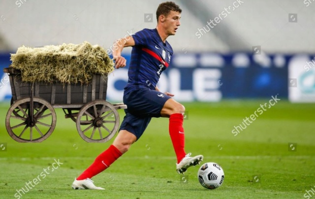 EURO 2020 - R16 : France vs Switzerland Pavard10
