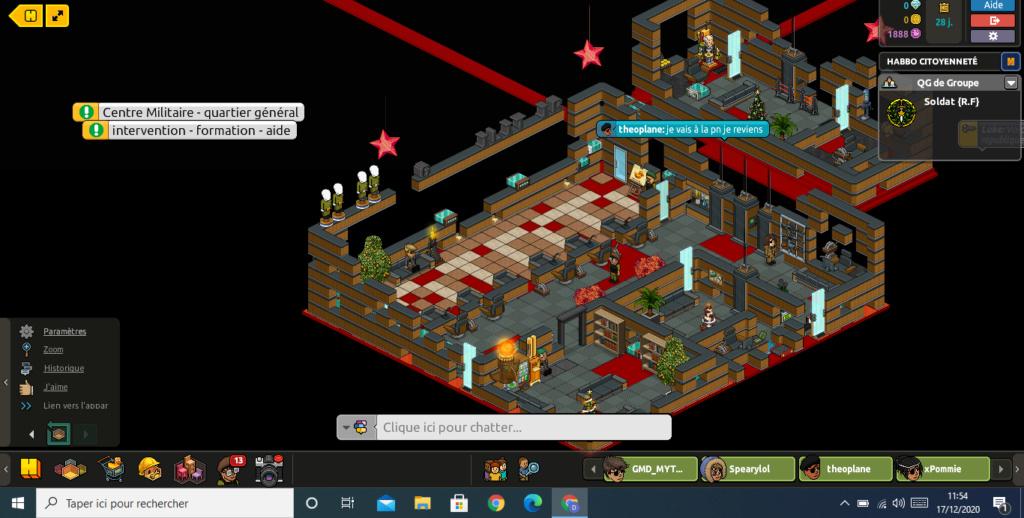 [C.M] Rapports d'activités de Demba9380 Ouh10
