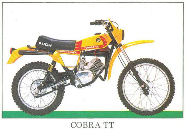 Restauración y preparación de la Puch Cobra 74 tt  2cab7f10