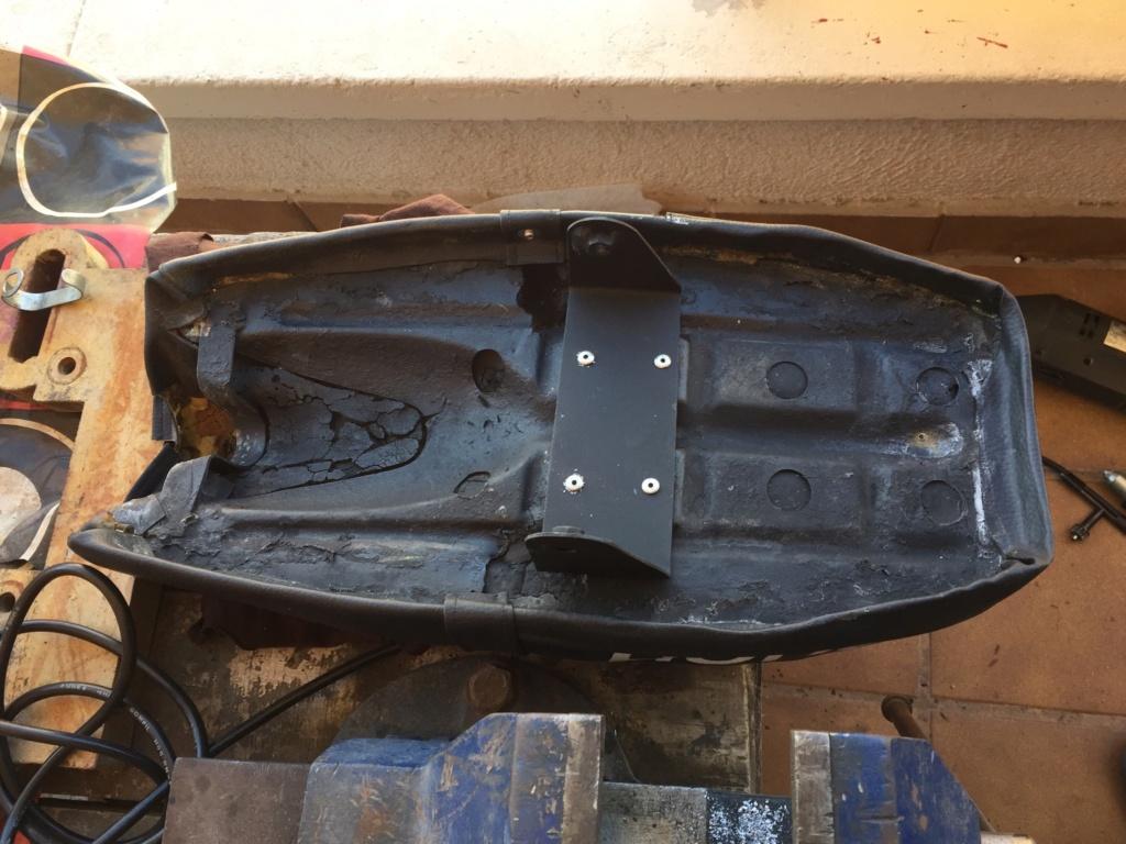 Restauración y preparación de la Puch Cobra 74 tt  30b82910