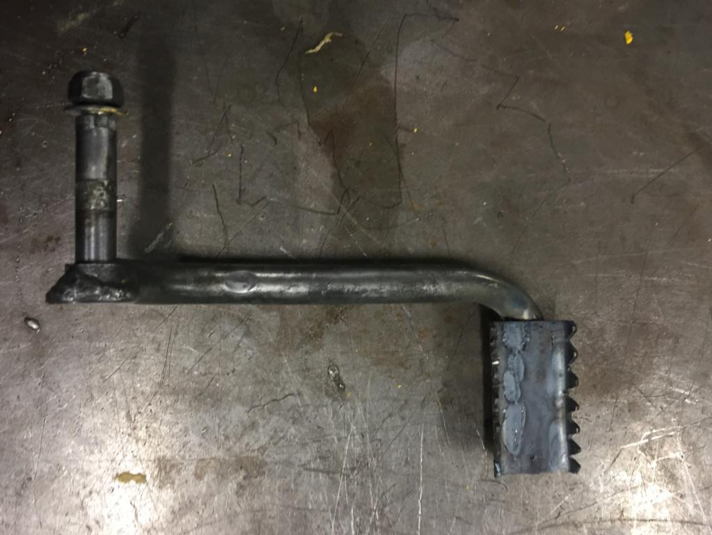 Restauración y preparación de la Puch Cobra 74 tt  622cfa10