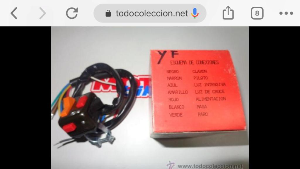 Restauración y preparación de la Puch Cobra 74 tt  6aead910