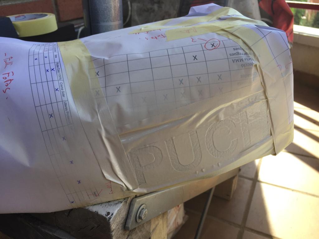 Restauración y preparación de la Puch Cobra 74 tt  F2420e10