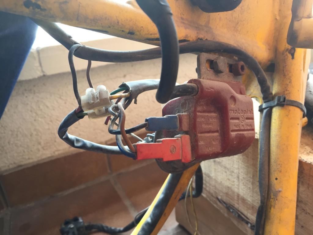 Restauración y preparación de la Puch Cobra 74 tt  F3702310
