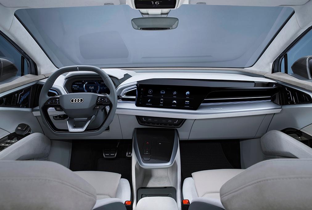 2020 - [Audi] Q4 E-Tron - Page 2 Captur10