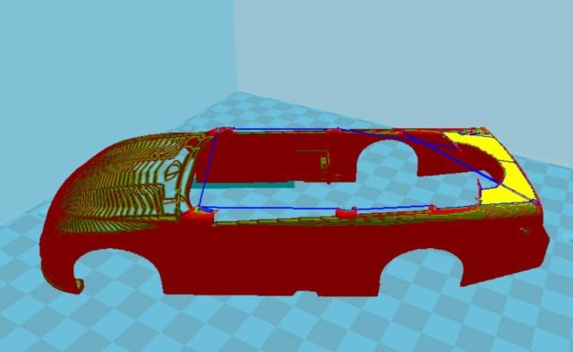 Carrosserie Nascar 3d Nascar21