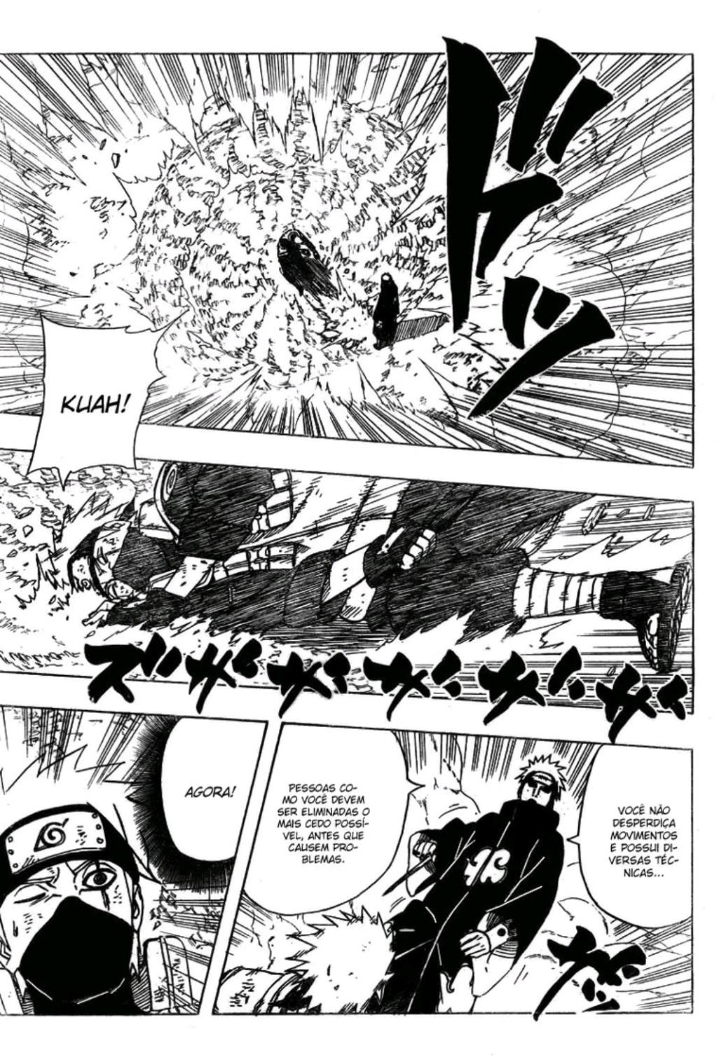Por que ignoram que Mei Terumi Mizukage lutou contra 5 Clones com Susano'o? Img_2107