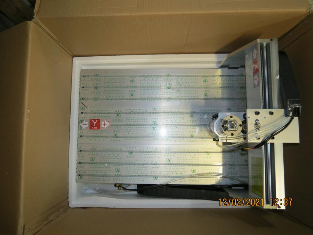CNC 6040 4 axes neuve et Mach3 fourni avec. Img_0010