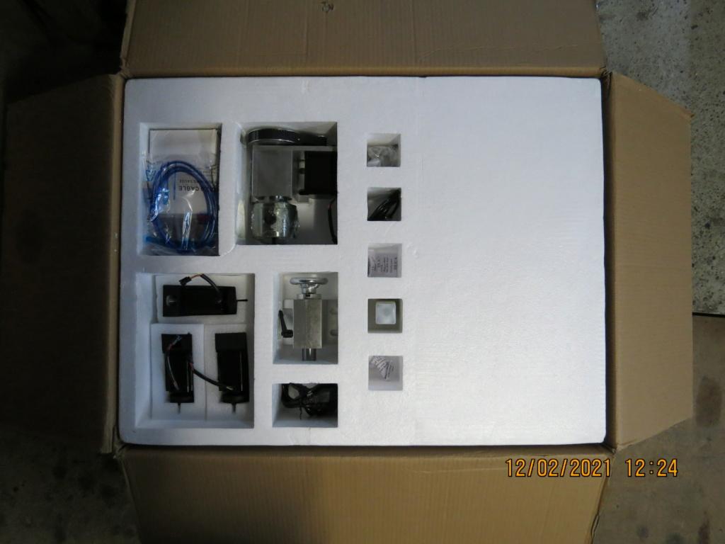 CNC 6040 4 axes neuve et Mach3 fourni avec. Img_0011