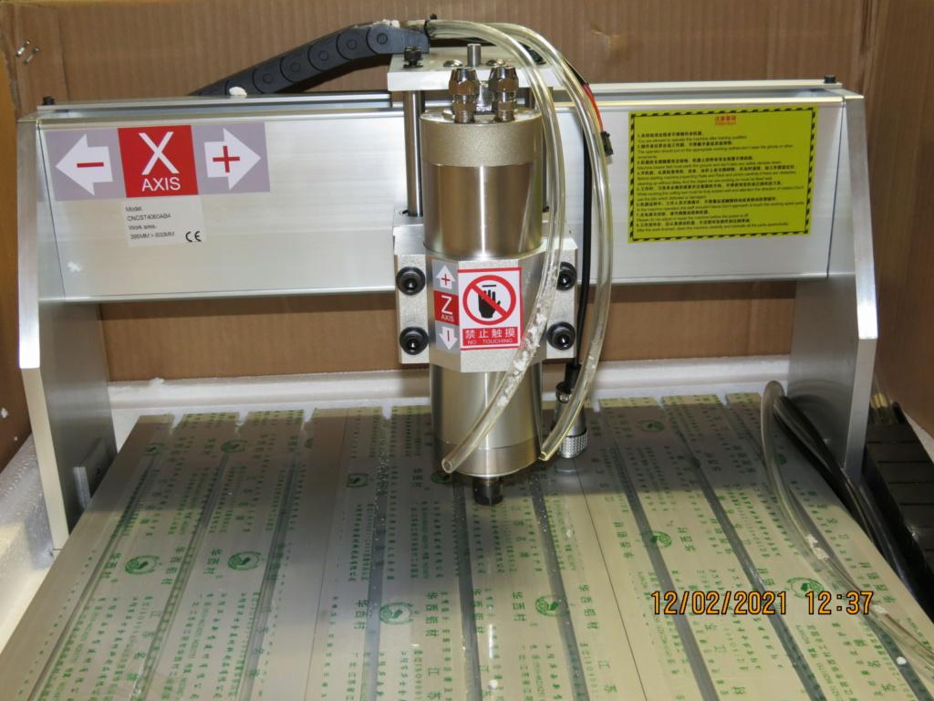 CNC 6040 4 axes neuve et Mach3 fourni avec. Img_0012