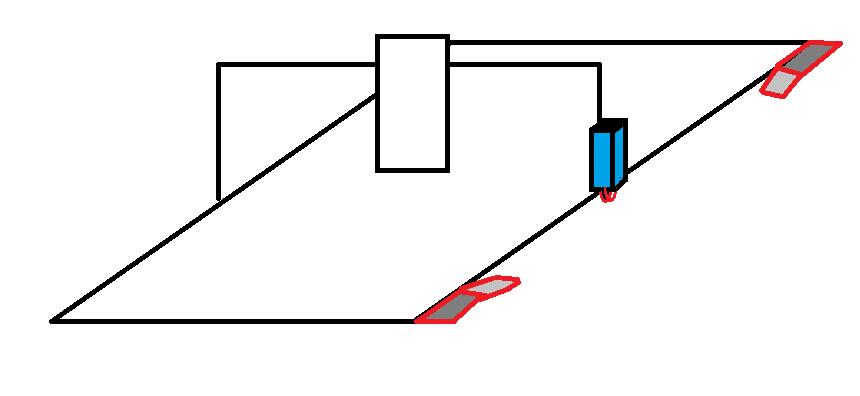 Raccordement Fin de courses axes X, Y & Z Micror10