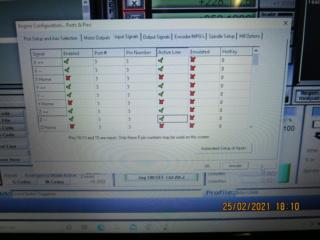 Raccordement Fin de courses axes X, Y & Z Paramz11