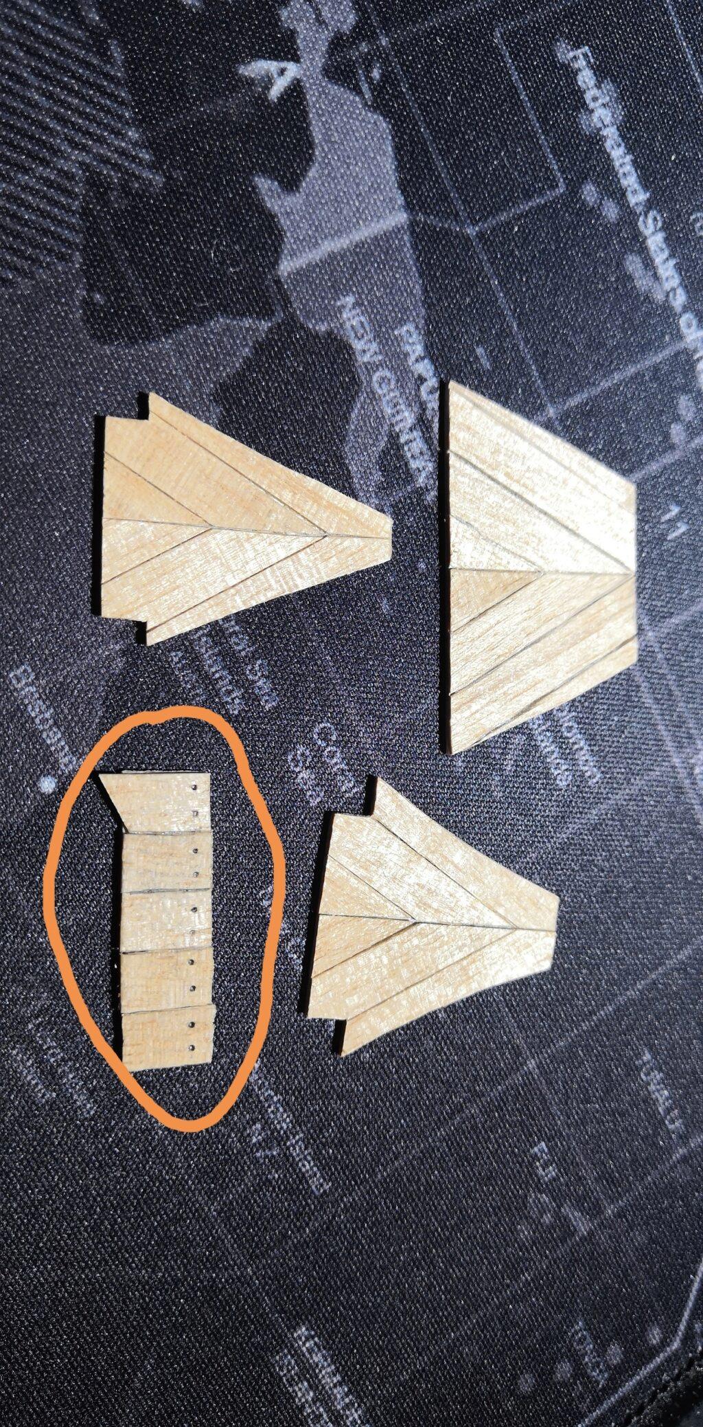 Drakkar Vichinga - Kit di montaggio Amati 1:50 Img_2025