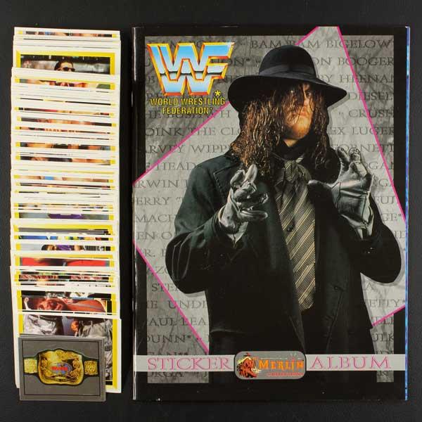 Cerco figurine WWF WRESTLING Merlin 1993/1994 Unglue10