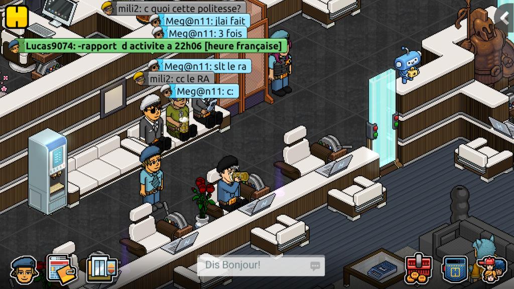 [G.N] Rapport d activité de  Lucas9074 Screen10