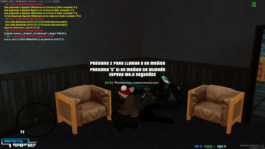 [Reporte] Agustin Villamaria [NIP,NULO ROL DE ENTORNO Y PG] Mta_sa21