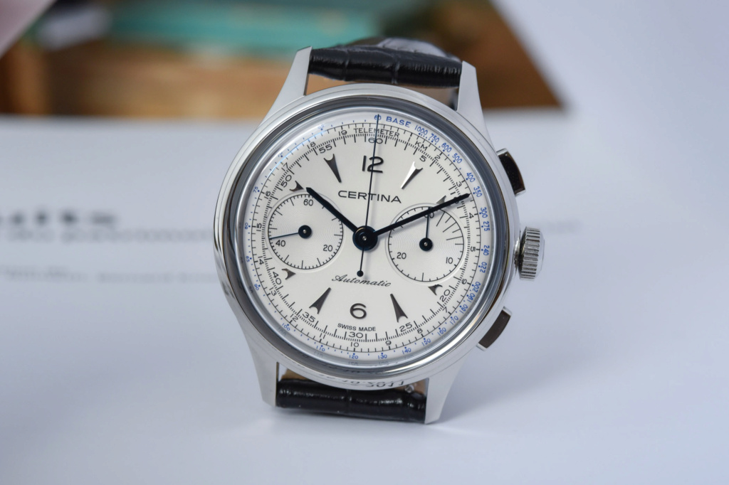 4 Relojes entre 500€ y 2.000€ Certin10
