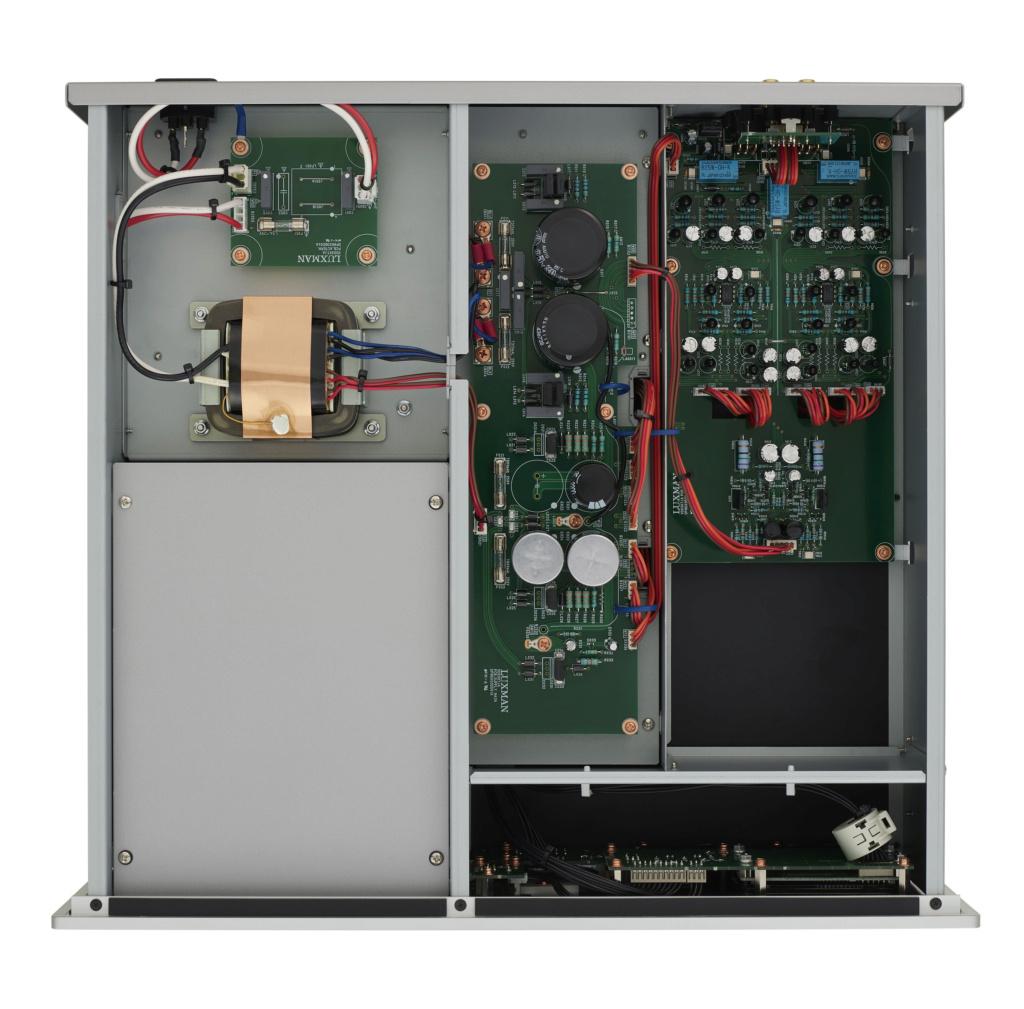 Luxman D-03X CD Player Luxman12