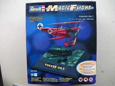 "[Revell]Spitfire MkV ""Magic flight"" au 72 eme Fokker10"