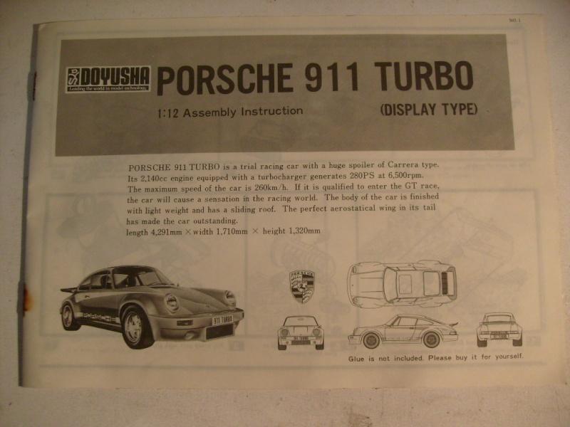 [Doyusha] Porsche 911 turbo au 1/12 eme S7300975