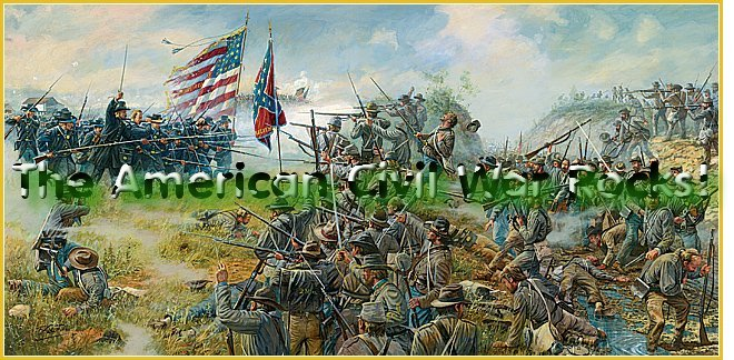 The American Civil War Rocks!