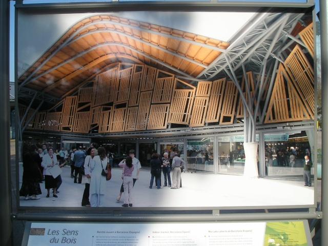 """Expo """"Les sens du bois"""" - 2008 P2113113"""